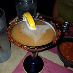 Tamarindo martini. Amazing!