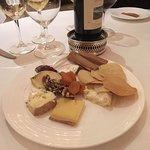 British & continental cheeses