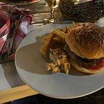 Collen's burger