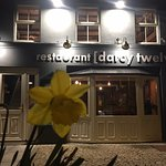 Spring 2018 daffodils and restaurant darcy twelve