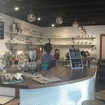 Amazing staff, and amazing coffee! A diamond in the rough!