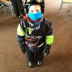 All ready for Ski Camp!!