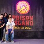 Foto van Prison Island