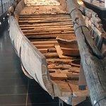 Bateau romain découvert dans le Rhône