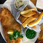 Cod and Real Chunky Crispy Chips