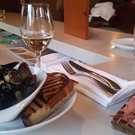 Mussels & Charcuterie