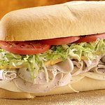 "Turkey Sub 6"" or 12"", HOT or COLD"