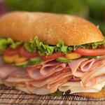 "Combo Sub - Turkey & Ham, 6"" or 12"" HOT or COLD"