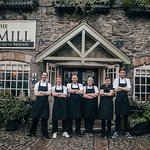 The Mill at Ulverston restaurant