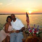 Sunset Champagne Cruise, Sail Selina St Michaels MD