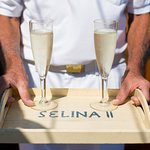 Champagne Toast, Sail Selina St Michaels MD