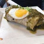 Breaksfast burrito