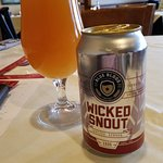 Wicked Snout from the Blue Blood brewery