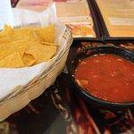 Love the salsa