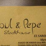 Photo of Soul & Pepe