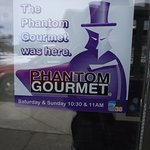 HAVERHILL, MA - UNO - PHANTOM GOURMET STICKER