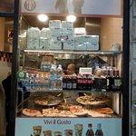 Bild från Pizzeria Megaone