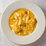Cinnamons of Axminster: food pictures - our famous chicken korma