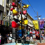Cuba Street's Beloved Bucket Fountain