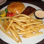 Fish Sandwich and Fries!