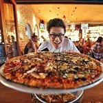Amazing pizza!