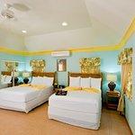 Premium Suite 6 with Double Queen Beds