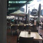 Waterfront Restaurant Foto