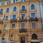 Art Nouveau District