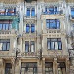 Art Nouveau District Prior to Restoration