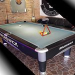 Well maintained Pool table