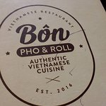 Bon Pho and Roll is a must try when in Makati.