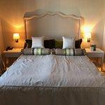 Schlafzimmer Strandsuite 5205