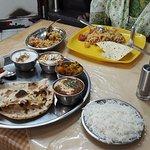 My Thali meals