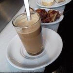 Café, jeta y pan