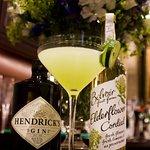 Hendricks cucumber martini