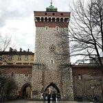 Photo of St. Florian's Gate (Brama Florianska)