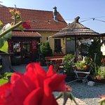 Gastgarten in der Lutschburger Stub`n