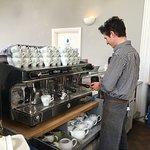 Cafe, Mount Edgcumbe