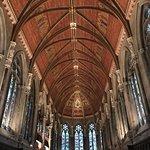 St John's College Chapel ceiling