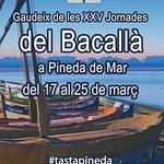 XXV Jornades del Bacallà