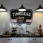 Foto de Timeless Cafe
