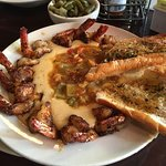 Blackend Shrimp and Grits