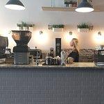 Inside Parengo Coffee