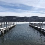 Lake George in March