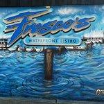 Front of Fresco's Bistro