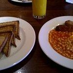 Buffet breakfast - excellent!