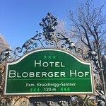 Hotel-Pension Bloberger Hof ภาพถ่าย