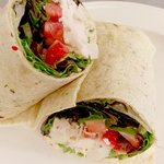 Strawberry Spring Wrap