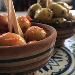 Amazinggggg olives :D