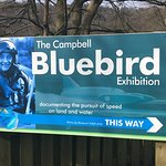 Donald Campbell exhibit